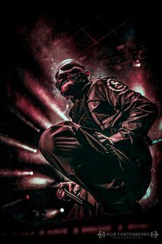 SlipKnot #8 Corey Taylor