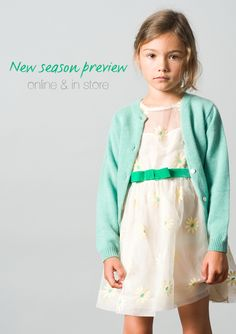 Caramel for spring. #designer #estella #kids #fashion