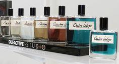 Ombre Indigo è l'ultimo profumo di Olfactive Studio