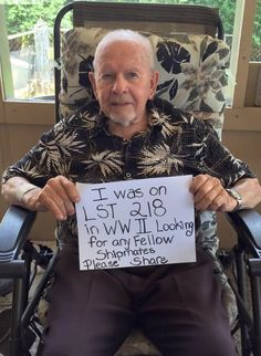 I'm Sharing This, Let's Help This Man Find His Fellow Service Members