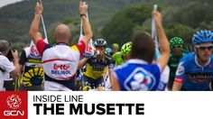 The Musette - What Do Pro Cyclists Eat?