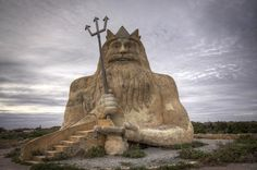 Abandoned giant