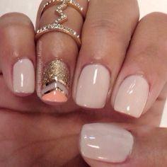 My next manicure! I'm in love!
