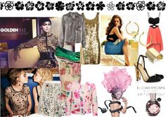 Editorial Work, created by ezza-styles on Polyvore