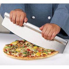 I want this pizza cutter!