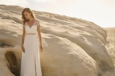 Savannah Miller, Rembo Styling, Boho Chic Wedding Dress, Surprise Me, Wedding Dresses 2018, Dress Collection, I Dress, Marie, White Dress