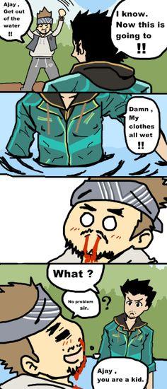 Far Cry 4 : Funny 2 by Dante-Rinri