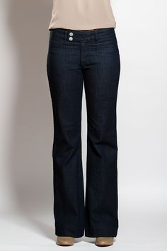 BOOM BOOM Three Button Womens Trouser Jeans | Clothes for me ...