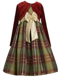 Ralph Lauren - Little girls Christmas dress @ Macy's | fashion ...