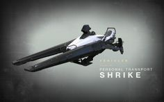Bungie devs introduce the Shrike, a personal vehicle for 'Destiny' players