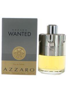 63d6d696f18 Azzaro Wanted Eau De Toilette Spray 3.4 OZ