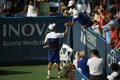 Kei Nishikori Photos - Citi Open - Day 7 - Zimbio