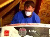 This DIY Basic will provide tips on attic floor insulation.