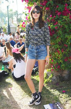 Awesome Coachella Outfits Made From Pieces You Already Own via @WhoWhatWear