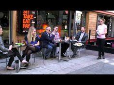 Au Royaume-Uni, un restaurant utilise un drone pour livrer les plats aux tables des clients - http://hellobiz.fr/au-royaume-uni-un-restaurant-utilise-un-drone-pour-livrer-les-plats-aux-tables-des-clients/