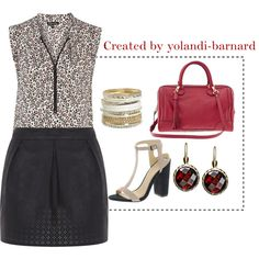 """outfit of the day #84"" by yolandi-barnard on Polyvore"