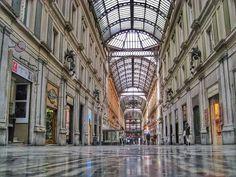 Genova. Galleria Mazzini