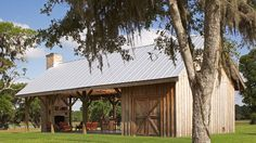 Party barn | ... glamour mountain low country sophistication party barn transitional