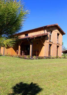 Location Vacances Gîtes de France - La Bergerie De Monseignon parmi 55000 Gîte en Landes, Aquitaine