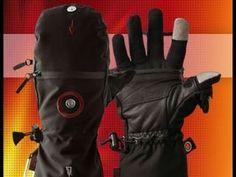 Heat 3 Smart - Smartphone Handschuh fürs Extreme