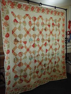 022 by QuilterMargie, via Flickr. Quilt Pattern is Marigold with fabric from Tapestry collection both by Joanna Figueroa.