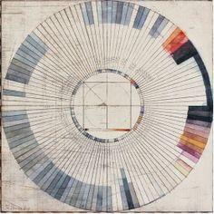 Ellen Heck - San Francisco Color Wheels 1-9