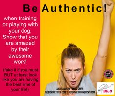 Time Of Your Life, You Are Amazing, Training Programs, You Must, Your Dog, About Me Blog, At Least, Good Things, Athletes