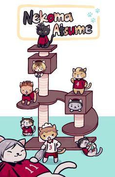 Nekoma in Neko Atsume