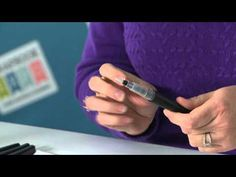 Tip of the Day: Tips and Tricks for Sparkle Glitter Pens from Crafter's Companion - YouTube