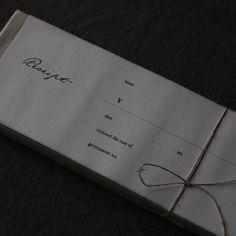 [エンベロープオンラインショップ] 未 草 領収書/請求書 Envelope Select 未 草