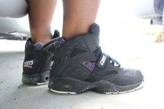 SneakerboxClyde : OG 1994 Converse REACT Kevin Johnson Run N Slams #PeepAndWeepWednesday @Sneakersensei @DJCK_BROOKLYN http://twitpic.com/5t2tpq | Twicsy, the Twitter Pics Engine