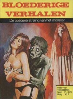 Cover for Bloederige verhalen (De Schorpioen, 1978 series) #31