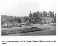 Jan Luykenstraat Zwijndrecht (jaartal: 1950 tot 1960) - Foto's SERC