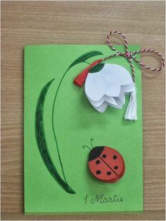 Anyák napja - Ibolya Molnárné Tóth - Picasa Web Albums Bug Crafts, Craft Stick Crafts, Diy And Crafts, Crafts For Kids, Spring Projects, Spring Crafts, Spring Coloring Pages, Diy Ostern, Mothers Day Crafts