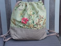 Backpack Purse Tote -  For Everyday Use or Travel by DruandMegzDesign on Etsy