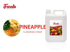 Pineapple Syrup - Fanale