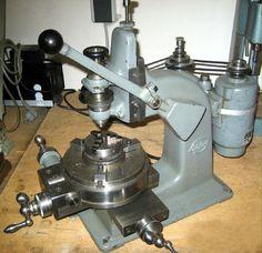 Boley Milling Machines: