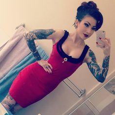 Miss Ink Australia '12