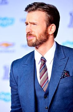 Beautiful Chris Evans - 1