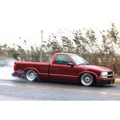 Small Trucks, Mini Trucks, S10 Pickup, Pickup Trucks, Drift Truck, S10 Truck, Chevrolet S 10, Chevy S10, Pontiac