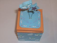 Clair's trinket box, Act Like An Angel