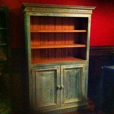 Beautiful designer bookcase -  $600