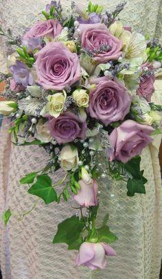 Lilac Rose cascade