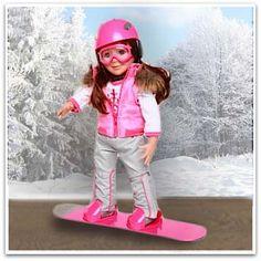 Wkrótce sezon narciarski! Już nie mogę się doczekać...:)