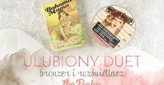 Urodelle: Ulubiony duet makijażowy   The Balm   Rozświetlacz Mary Lou Manizer i bronzer Bahama Mama