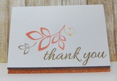 All Occasion Sentiments #3 and Natures Treasures II clear stamps. Card By Sarah Gray for Uniko