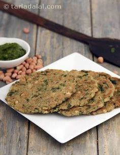 Giving an interesting twist to the regular maharashtrian thalipeeth, i have made it with a combination of rajgira flour and grated potatoes. Serve it with green chutney and fresh curds for a light and healthy meal.