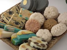 Pack of Five Soaps of Your Choice by nipnoos on Etsy