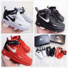 Nike Air Force NBA section Real two-layer leather lychee pattern high New Nike Air, Nike Air Max, Nike Air Force High, Air Max Sneakers, Sneakers Nike, Sports Trainers, Black High Heels, Adidas Shoes, Nike Men