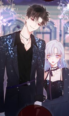 Romantic Anime Couples, Romantic Manga, Cute Anime Couples, Kawaii Anime Girl, Anime Art Girl, Manga Girl, Anime Couples Drawings, Anime Couples Manga, Persona Anime